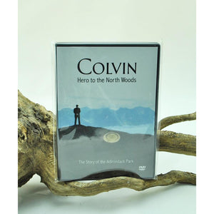Colvin: Hero of the North Woods DVD