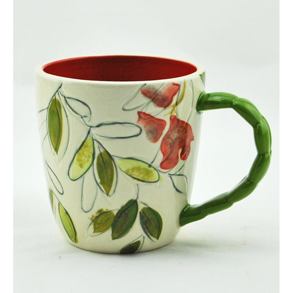 Pomegranate Pattern Mug