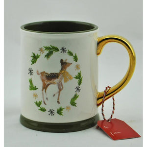 Woodland Wreath Mug (2 Styles Available)