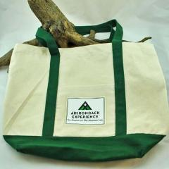 Adirondack Experience Canvas Tote