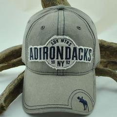 Adirondack Hat with Moose