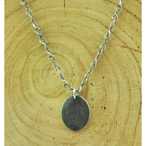 Tree Silhouette Necklace