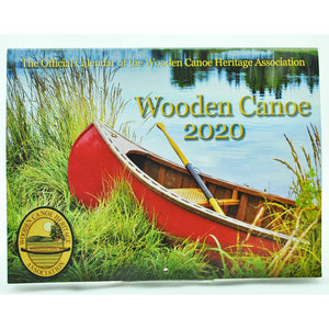 Wooden Canoe Heritage Association 2020 Calendar