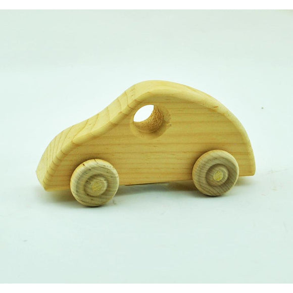 Hand Crafted Wooden VW