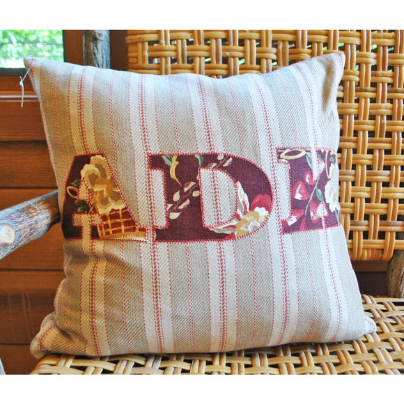 Custom ADK Throw Pillow