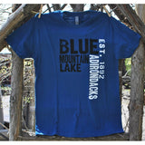 Blue Mountain Lake Tee (2 Colors Available)