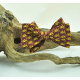 Silk Bow Tie (4 patterns available)