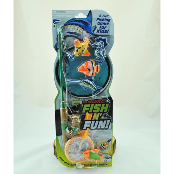 Deluxe Fish 'N Fun Game