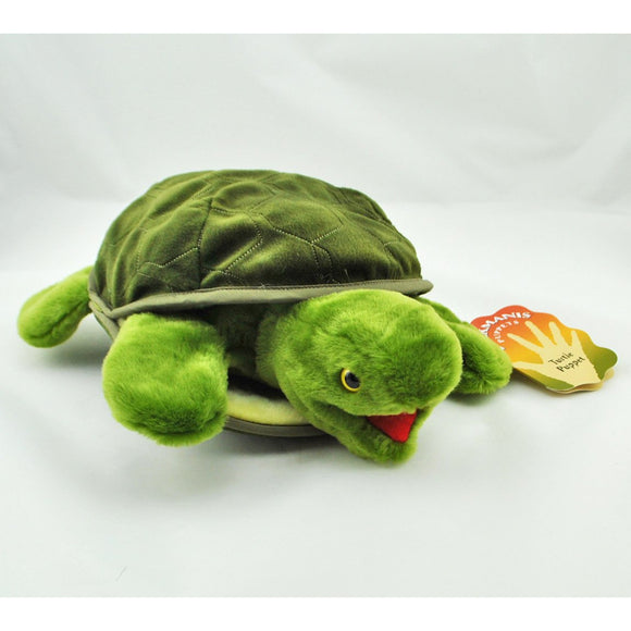 Turtle Hand Puppet (Ages 3+)