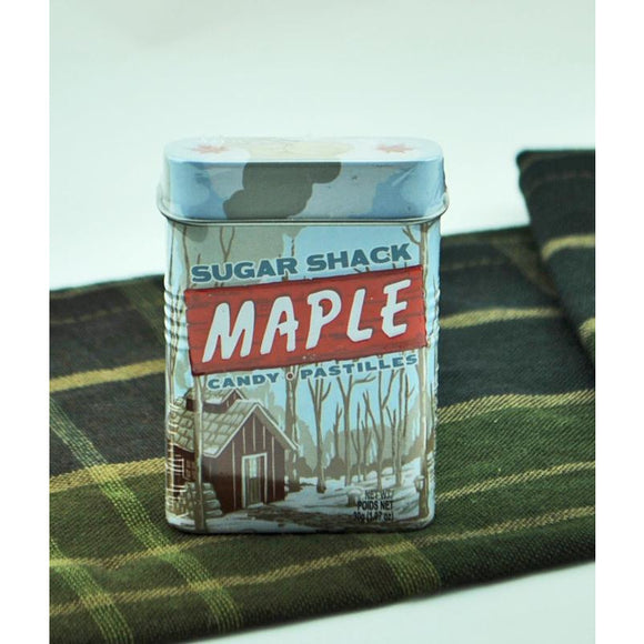 Sugar Shack Maple Hard Candies