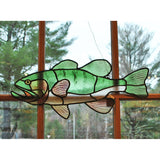 Hand Crafted Stained Glass Fish