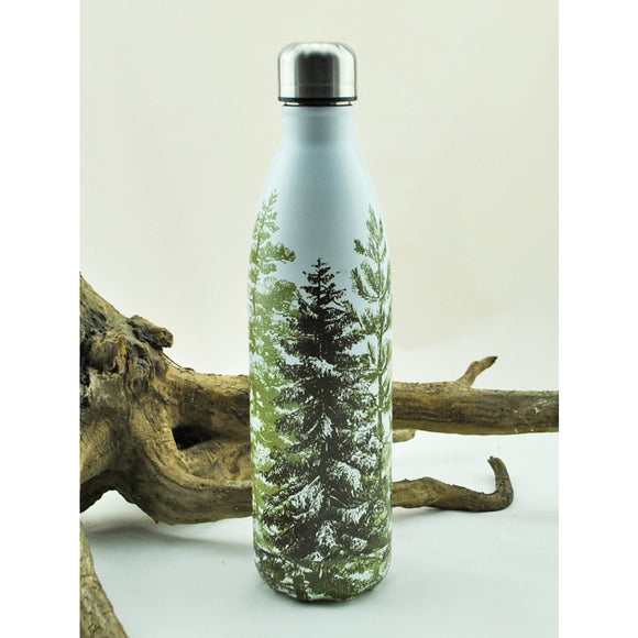 Stainless Steel Evergreen Bottle