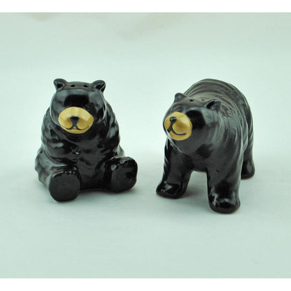 Standing & Sitting Bear Salt and Pepper Set