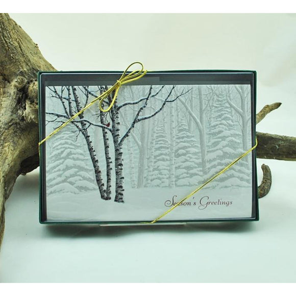Serene View Boxed Set of Cards