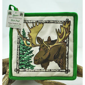 Bull Moose Pot Holder