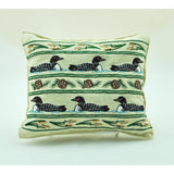 "Embroidered 5"" x 7"" Balsam Pillow (2 Styles Available)"
