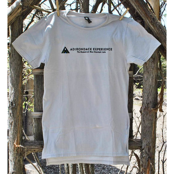 Oatmeal Drop Tail Style Adirondack Experience Tee