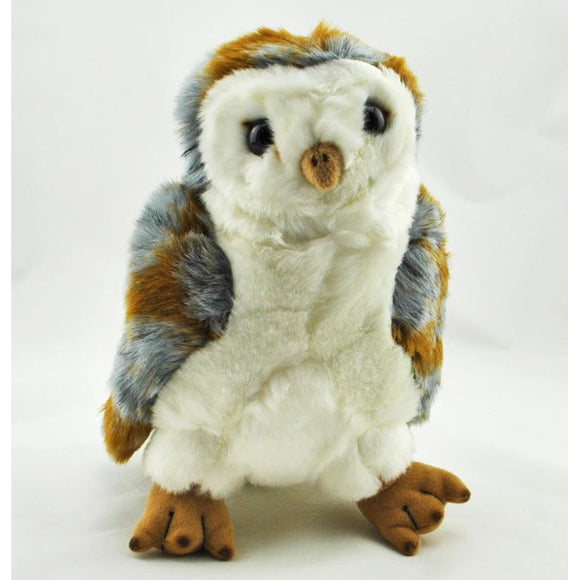 Perched Owl Plush (Ages 3+)