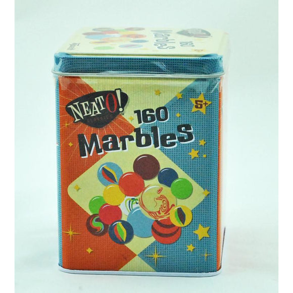 Marbles in a Can (Ages 5+)