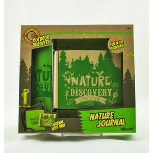 Nature Journal Kit (Ages 5+)
