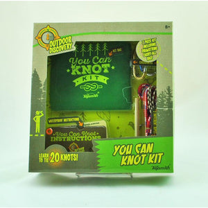You Can Knot Kit (Ages 8+)