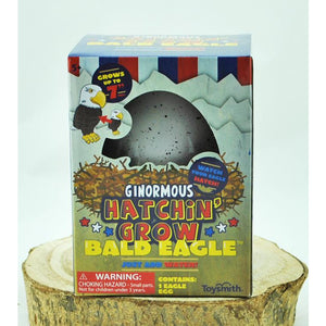 Ginormous Hatchin' Grow Bald Eagle (Ages 5+)