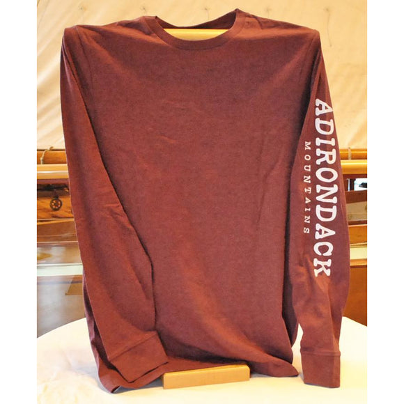 Adirondack Mountains Long Sleeve (2 colors available)