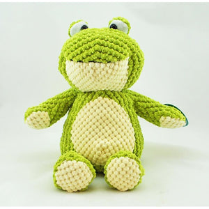 Plush Cordy Frog (Ages 3+)
