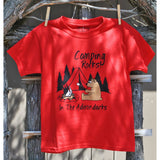 Camping Rocks Youth Tee (3 Colors Available)