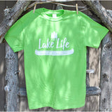 Lake Life on Blue Mountain Lake Tee (3 Colors Available)