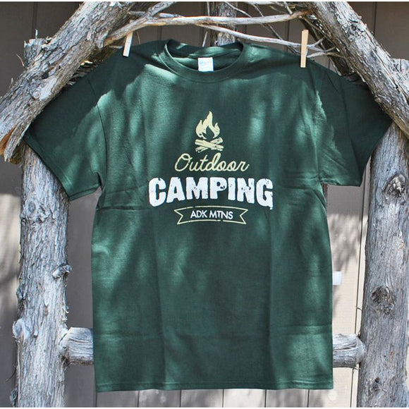 Outdoor Camping Tee (2 colors available)