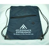 Adirondack Experience Drawstring Bag (4 Colors Available)