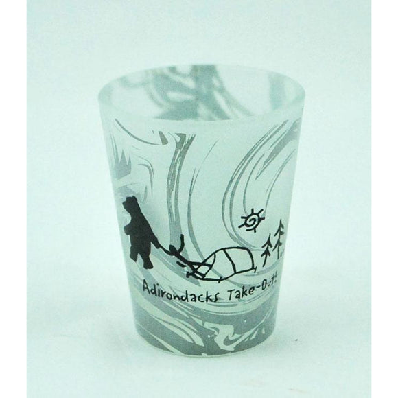 Adirondack Take-Out Shot Glass