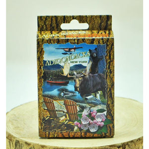 Adirondack Collage Playing Cards