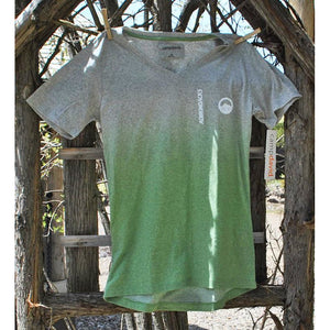 Two Toned Adirondacks Drop Tail Style Tee (2 Colors Available)