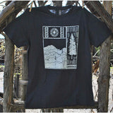 Mountains and Tree Tee (2 Colors Available)