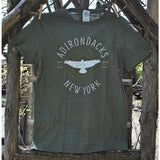 Adirondacks Sunburst Eagle Tee (2 Colors Available)