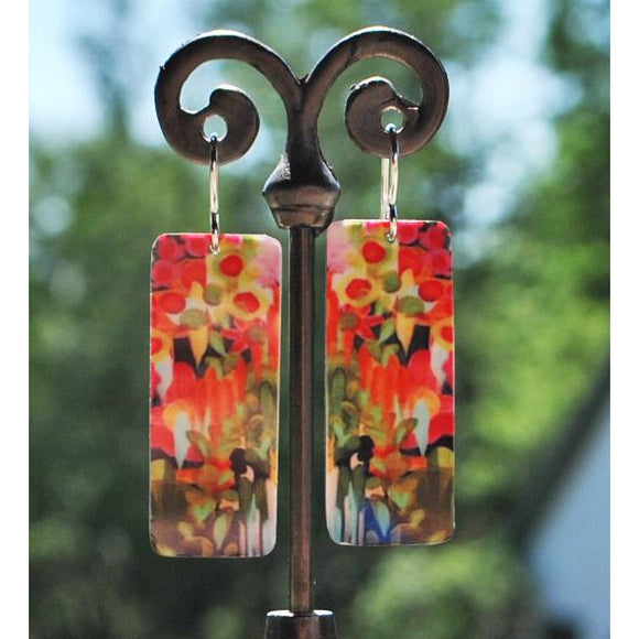 Mellow Meadow Dangle Earrings