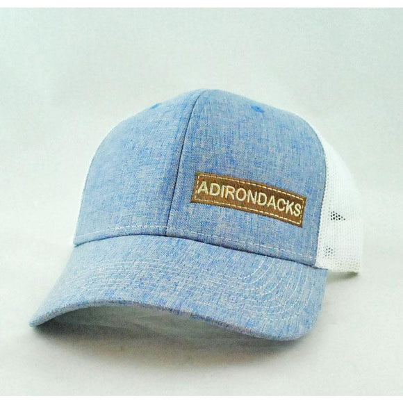 Adirondacks Patch Trucker Hat (3 Colors Available)