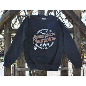 Good Place to Hang Your Lantern Youth Sweat Shirt (2 Colors Available)