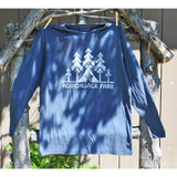 Tent and Trees Long Sleeve (2 Colors Available)