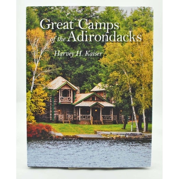 Great Camps of the Adirondacks (Signed Copies Available!)