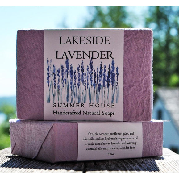 Lakeside Lavender 4 oz. Soap Bar