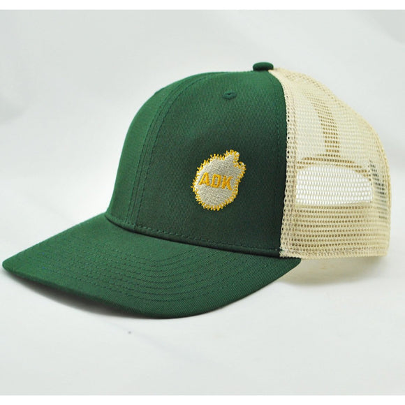 ADK Park Outline Mesh Hat (2 Colors Available)