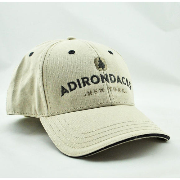 Embroidered Adirondacks with Tree Hat (2 Colors Available)