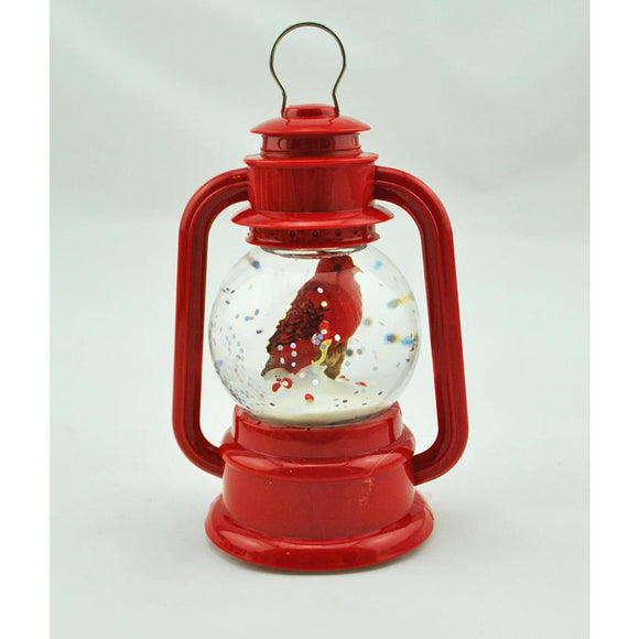 Red Lantern Ornament