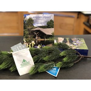 Adirondack Experience Book and Senior Admissions Gift Set
