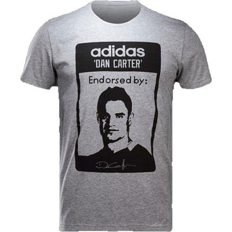 30 x adidas Dan Carter New Zealand All Blacks Rugby T-Shirts