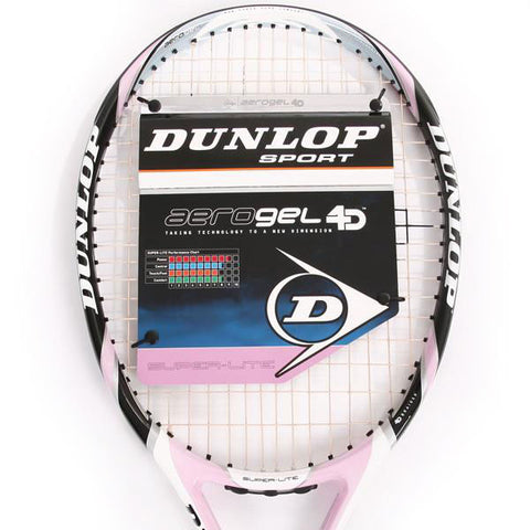10 x Dunlop AeroGel 4D Super-Lite Tennis Racket Grip4