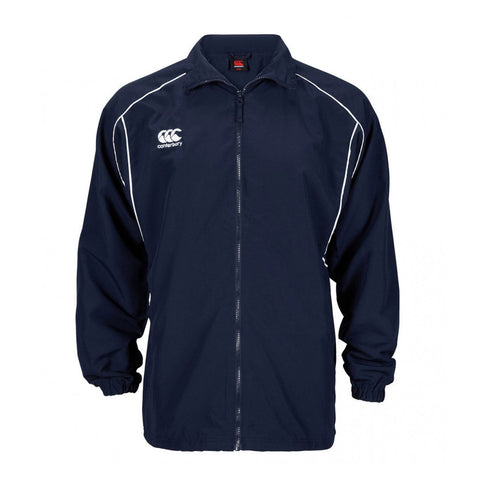 10 x Canterbury Men's Navy Classic Track Jacket